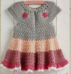 http://knitted-patterns.com/knitting-for-children/knitting-for-girls/4089-tiered-dress-for-girl