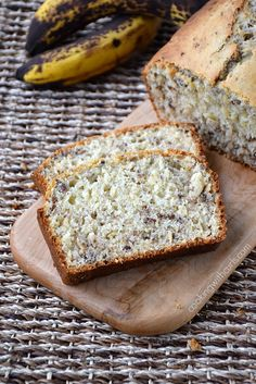 Banana Nut Bread | c