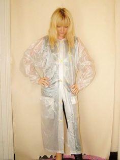 Vinyl Raincoat, Pvc Raincoat, Plastic Raincoat, Imper Pvc, Transparent Raincoat, Plastic Mac, Rain Cape, Rain Wear, Older Women