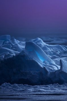 I see Icy Sea by fulllifephotoadventures