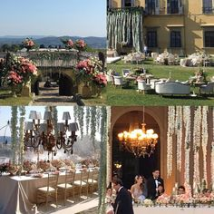 We will never forget this fairytale Wedding @villadimaiano