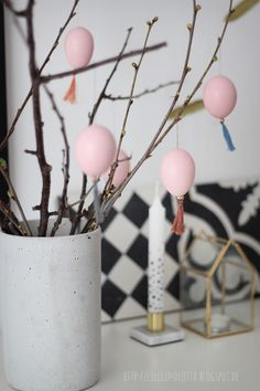 Lilli und Lotta: Quastenliebe ° Easter ° Tassel ° Osters ° Quasten ° DIY