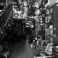 Parade of Masks - triwindu market, Solo