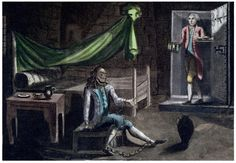 Rumors of a mysterious prisoner during the reign of King Louis XIV became legend after Alexandre Dumas wrote his famous tale. His true identity remains a subject of speculation. Louis Xiv, National Geographic, Ap Test, Ap Literature, The Tenses, Tall Tales, Masked Man, True Identity, Masks Art