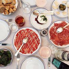 Delicious italian food 🍴 @ciprianimexico