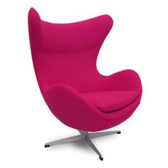 Pink Egg Chair