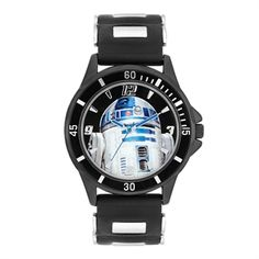 Men's R2-D2 Watch