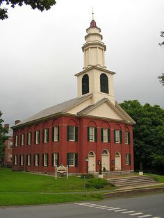 First Church of Deerfield [3]  Old Deerfield Village, Massachusetts