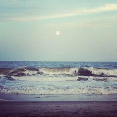 .@penny shima glanz Douglas People   Supermoon #freepeople #moon #beach #supermoon