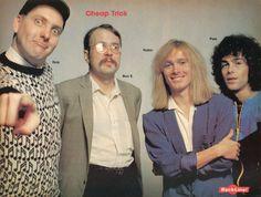 Cheap Trick - Rick Neilsen Rockford's Illinois own. Rockford Illinois, Cheap Trick, Jimmy Page, Reading Material, Rock Music, Robin, Popular, Keto Recipes, Musicians