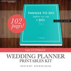 Inexpensive Wedding Venues In Ma planner francais Wedding Planner Kit - PDF Digital Printables Wedding Planner Binder, Best Wedding Planner, Seating Planner, Event Planning, Wedding Planning, Wedding Ideas, Wedding Reception, Wedding Stuff, Wedding Sparklers