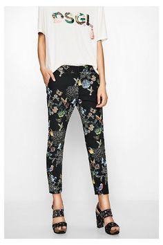 Pantalones de mujer | Desigual.com