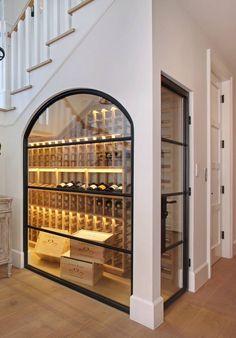 Würden Sie einen Weinkeller unter Ihre Treppe stellen? - #einen #ihre #Sie #stellen #Treppe #unter #waschmaschine #Weinkeller #wurden