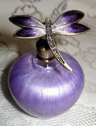 parfume flasker   Pigesind