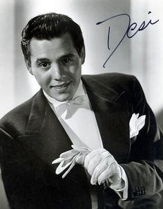 Desi Arnaz Hispanic Actor Hispanic Musician Film Actor, Television Actor, Musician / 1917 - 1986 Desi Arnaz was a Cuban-born actor and musician who is remembered for his marriage to Lucille Ball and their TV show, I Love Lucy.