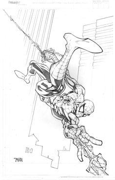 #Spiderman #Fan #Art. (Spiderman 1) By: RandyGreen. ÅWESOMENESS!!!™