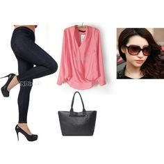 CNDirect Look by skezjablog on Polyvore featuring moda