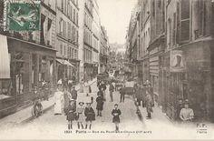 rue du Pont-aux-Choux - Paris 3ème