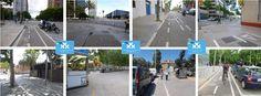 Alegres ciclistes però no beneits / Alegres ciclistas pero no tontos