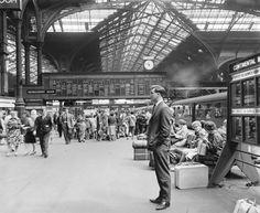 Title: Liverpool Street station, 1962