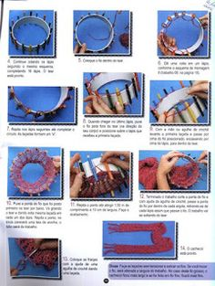 Discover thousands of images about DIY Knitting Loom Made by Designs by Lesa G Diy Knitting Loom, Knifty Knitter, Loom Knitting Projects, Finger Knitting, Lace Knitting, Crochet Projects, Knitting Patterns, Crochet Patterns, Round Loom