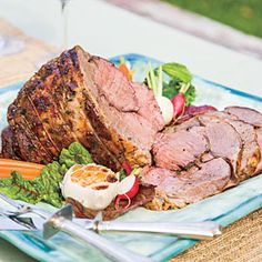 10 Classic Main Dishes for Your Easter Dinner | Roasted Lamb | SouthernLiving.com