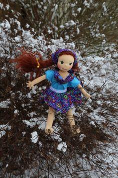 panenka slečinka ekopanenky Dolls, Home Decor, Baby Dolls, Decoration Home, Room Decor, Puppet, Doll, Home Interior Design, Baby