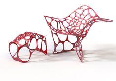 Ferrari Inspired Furniture Design From Peter Donders