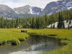 lost cabin creek - tucker smith
