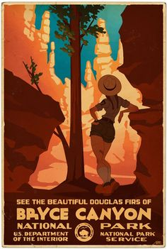 Bryce Canyon, an art print by Claire Hummel