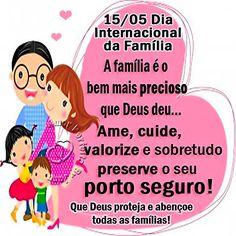 Pedagógiccos: Dia Internacional da Família