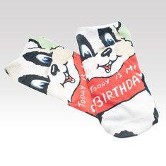 Ponožky Birthday