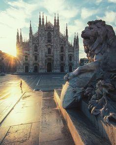 Milan, Italy  @hello_worldpics