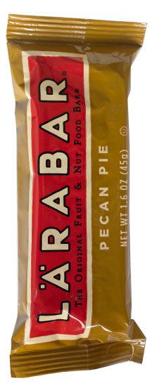 LaraBar - no wheat in this! Pure yum! Many flavors are gluten-free with no added sugar. Check the label!