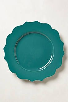 Antropologie Baroque Dinner plates $12.00–$24.00