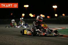 Max Verstappen crg karting