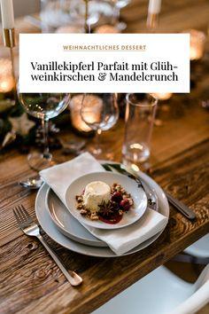 Parfait Desserts, Gourmet Desserts, Xmas Dinner, Dessert For Dinner, Sweet Cupcakes, Winter Desserts, Xmas Food, Christmas Time, Food Porn