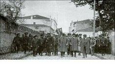 14 aralık 1930 Kırklareli'ne geliş..