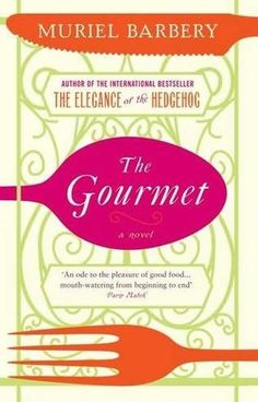 book cover of   The Gourmet