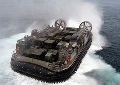 hovercraft for hauling stuff