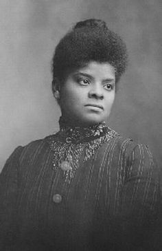 The date that ida b wells was famous?