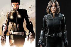 Agents of SHIELD Season 3 Quake Costume