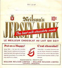 Neilsons Jersey Milk Joad Henry Tags Bar Vintage Gum Advertising Graphics Candy Adams Cadbury