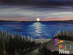 Paint Nite Calgary   Marquee Beer Market & Stage, Macleod Trail South - Calgary 04/29/2015