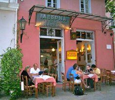Πλατανος Πλακα Athens Restaurants, Grilled Calamari, Grilled Lamb Chops, Moussaka, Greek Recipes, Trip Advisor, Outdoor Decor, Travel, Photos