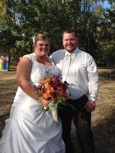Congrats to Zack and Stephanie who were married at Willoughby Farm in Collinsville, Il on 10-10-15