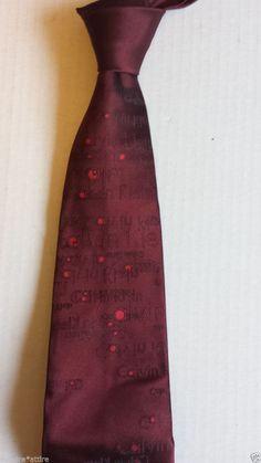 Calvin Klein men dress #silk burgundy tie Made in Italy NWT CalvinKlein visit our ebay store at  http://stores.ebay.com/esquirestore