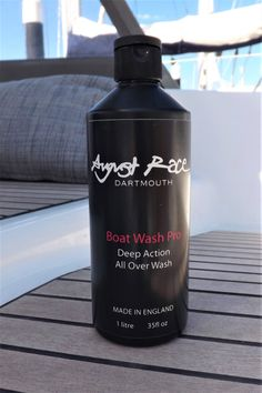 Boat wash pro from August Race kepp your boat looking like new all year round and with our floating boat docks this process just becomes easier every year. Floating Boat Docks, Racing, Bottle, Running, Auto Racing, Flask, Jars