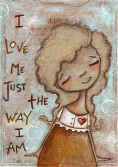 Amarme tal cual soy