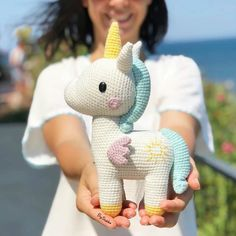 Amigurumi is the name given to the toys made with knitting and the methods used to make them. One of the most popular toys of recent times is amigurumi dolls. One of the most searched topics is how to make amigurumi dolls, and how to make amigurumi d Crochet Horse, Crochet Diy, Crochet Animals, Crochet Crafts, Crochet Projects, Crochet Ideas, Crochet Patterns Amigurumi, Amigurumi Doll, Crochet Dolls